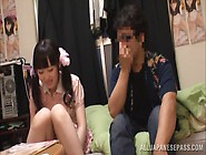Machiko Ono Japanese Student Gets A Hot Sex Adventure