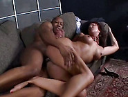 Black Guy Fucks Skilled White Mom Vanessa Videl In Various Poses