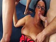 Scambisti Maturi - Hot Anal Foursome With Mature Italian Girl La