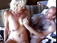 Mature Blond Anal Cum On Ass