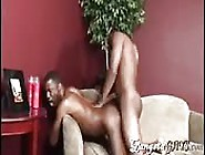 Dirty Black Guy Getting Ass Fucked By A Stranger