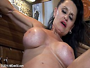 Stunning Big Tit 70 Year Old Granny