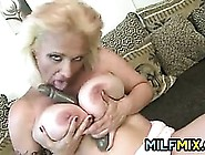 Mature Blonde Mother