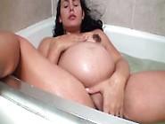 Pregnant Woman Masturbates In Bathtub - Www. Ispywithmyhiddencam.