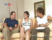 Huge Tits Thai Porn Star Nat Sucks 2 Dicks And Gets Fucked In 2