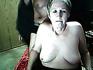 Horny Blonde Granny With Filthy Mind Pleases Me With Blowjob