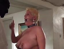 Danish Ameteur Wife Treated Rough