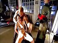 Bestrafung Einer Domina