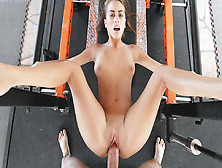 Jill Kassidy In Pumping Iron - Povd