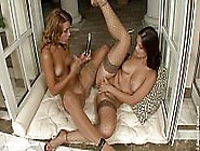 Lovemaking The Lesbian Way With Daphne And Bety On Sapphic Eroti