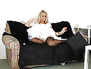 Petticoat Heaven Hd Brooke In Big Knickers