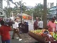 Raudel Redlight Block Pickup,  Medellin.  Colombia