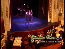 Rubia Zorra Argenta Follada En Publico - Tango - Porno Argentino