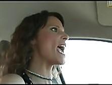 Cocksucking Brunette Milf Loves The Taste Of Black Cock
