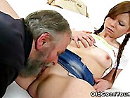 Miriam Has Little,  Pert Tits And She Loves Getting Them Sucked B