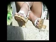 Upskirt - No Panties