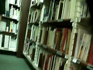 Upskirt Money Shot In The Library