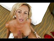 Blonde Mom Love Anal