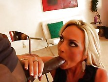 Interracial Fucking For Gorgeous Cougar Sindy Lang