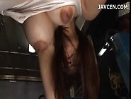 Hot Sex Toys And Rock Hard Cocks For A Pretty Teen Slut From Jap