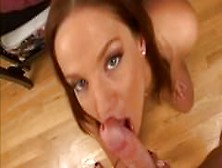 Stud Gets His Dick Sucked Off Real Good Before Creaming Chick's
