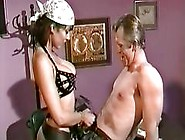 Busty Oriental Babe Isis Nile Gets Nailed By Stud Buck Adams