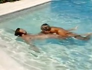 Vintage Macho Pool Fuck