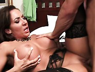 Big Booty Whore Rides Dick