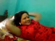 Desi Cute Beautiful Bhabhi Horny Fuck With Devar