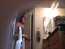 Mom Hidden Cam