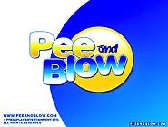 Blowjob Deepthroat Spitting And Piss Shower