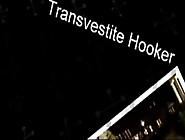 Transvestite Smoking Hooker