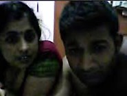 Indian Lovers Fucking On Cam