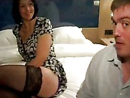 Horny Wife Loves Cum In Her Mouth After Sex