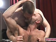 Young Coach Surprise Cum In Mouth
