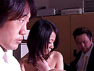 Asuka Gets Fondled And Fucked From Behind In Hardcore Cuckold Sc