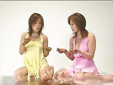 Cute Japanese Shit Eating Girls 2