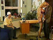 Sibylle Rauch German Teacher Fucked By Student And Father