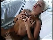 Big Clit Babe Does A Dildo Dp And Sucks A Cock