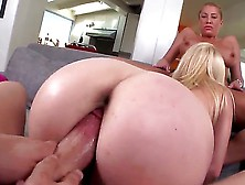 Courtney Shea And Jennifer Best Are Two Dirty Sluts And Xander C