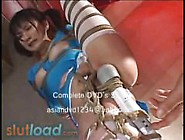 Asian Teen Schoolgirl In Bondage Orgasm Squirting