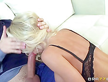 Katie Morgan & Keiran Lee In The Milf Next Door - Brazzers