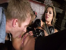 Dangerously Hot Milf Esperanza Gomez Gets Her Pussy Eaten Out An