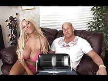 Bridget B Sucks Cock And Eats Ass