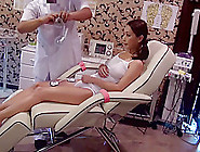 Miho Kanda,  Yayoi Yanagida In Busty Housewives Massage 2 Part 2