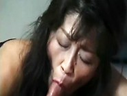 Japanese Lovely Mom Seduce Son'n Friend Til He Cum In Mouth