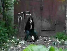 Russian Pising08Avi - Outdoor Peeing - Motherlesscom