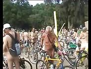 Barcelona Naked Bike Ride