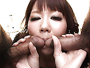 Tight Young Japanese Girl Banged By Two Guys