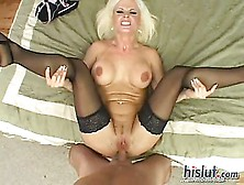 Victoria Takes Massive Cock In Her Ass